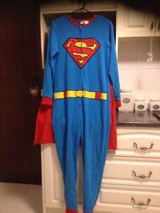 Superman onesie Woodvale Bendigo Surrounds Preview