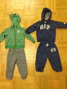 Boys clothing lot size 12-18 months