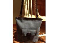 Glenalmond Harris tweed bag