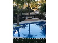 Fantastic upgraded air conditioned 2 bedroom Apartment La Torre golf resort Spain