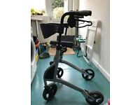 Elite Care Folding Four Wheel Mobility Scooter