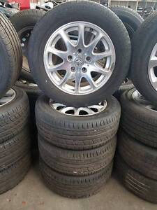 16 Inch VX Commodore Calais Alloy Wheels And Tyres Bayswater Bayswater Area Preview