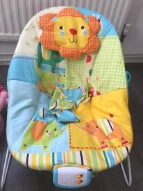 baby jumproo and lots of other nice baby items
