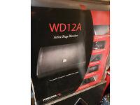 Proel WD12A Wedge Monitor
