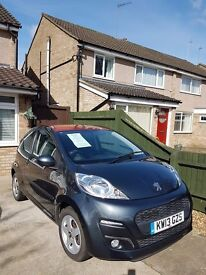 Peugeot 107, In very good condition.