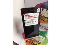 Sony Xperia M4 Aqua / 8GB / Black / Locked to Vodafone