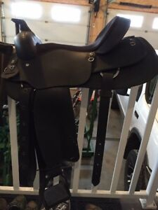 "16"" Wintec Saddle"