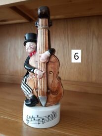 Musical Decanter Collection