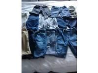 Boys bundle shorts 5/6 years