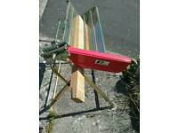Fire wood dolly