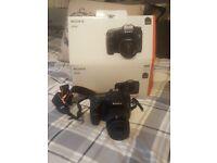 Sony a68 Camera