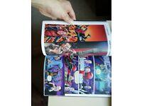 Pop Out Comics spiderman hulk deadpool