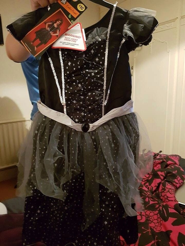 Halloween outfit 7-8 years brand new with tags