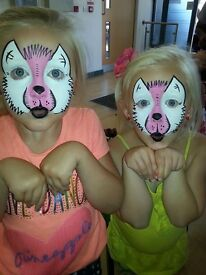 Face painter / Face Painting and Balloon Modelling for all occasions!