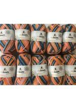 Wolle mit farbverlauf versand ist auch möglich Baden-Württemberg - Eberdingen Vorschau