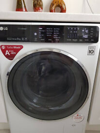 LG 8 kg SMART washing machine ( LE fault / spares or repair ) OFFERS
