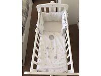 Mothercare Rocking Crib
