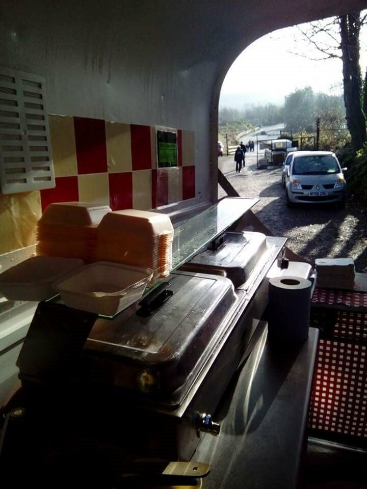 Food Van Converted Horsebox Trailer For Sale Good To Go As Is With Equipment