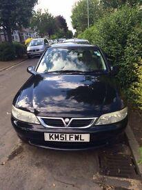 Vauxhall Vectra 2.2 Automatic