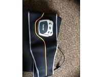 Beurer EM 35 Electronic Stimulation Unit - Silver/Black can deliver to Dunoon Bump
