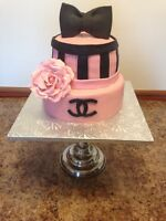 Custom cakes and cupcakes for all occasions