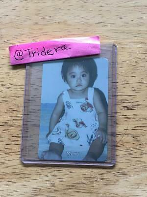 Twice The Story Begins 1st Mini Album Tzuyu Baby 2 Photo Card KPOP Official