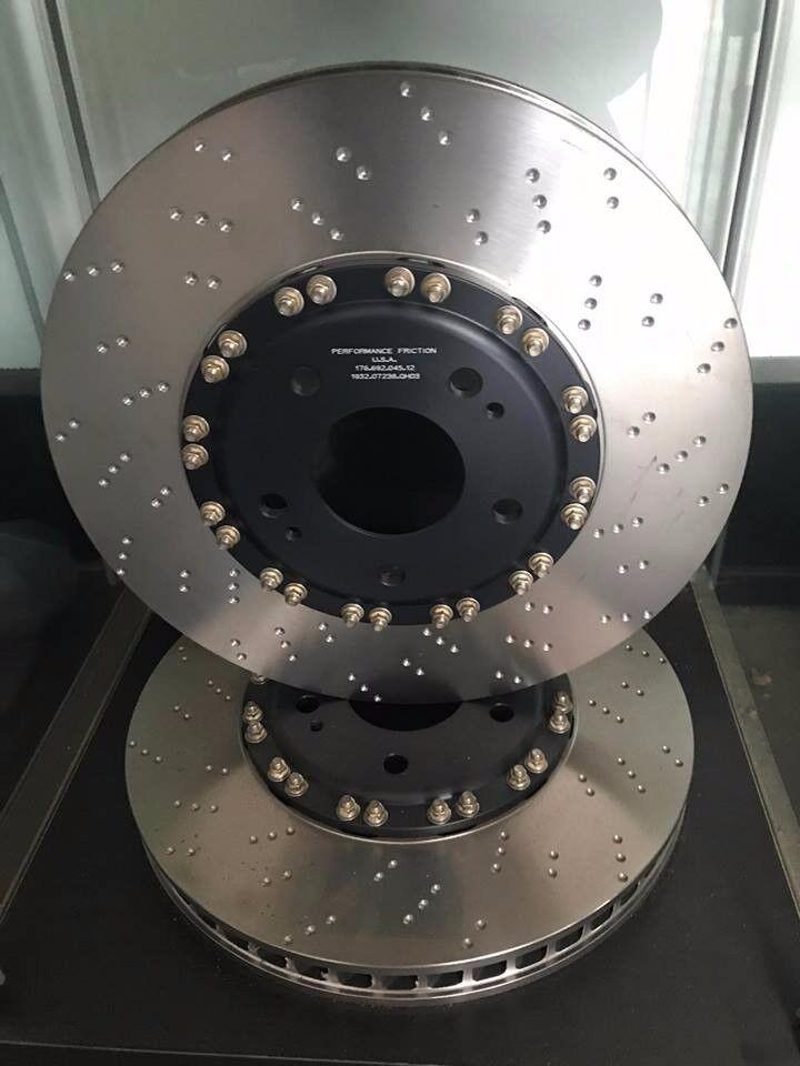 Upgraded disc breaks for evo 7,8,9