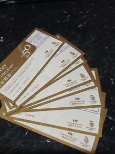 Cathay pacific airline vouchers Eatons Hill Pine Rivers Area Preview