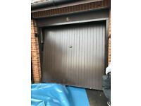 Garage door with frame for sale: Datchet