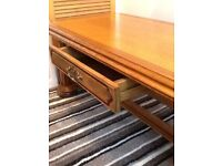 Solid Oak Coffee/Ocassional Table
