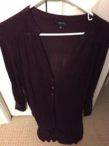 Aritzia babaton Thoms shirt
