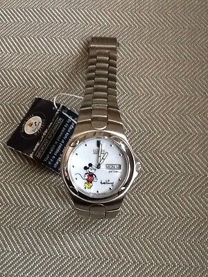 Used, Rare New Men's Citizen Eco-Drive Disney Watch BM8080-59C Stainless Steel 380102 for sale  Hockessin