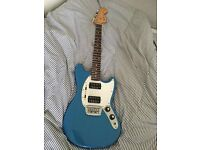 Fender Warmoth Mustang Musicmaster Duo-sonic Electric Guitar
