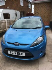Ford fiesta 1.4 diesel 3 door hatchback