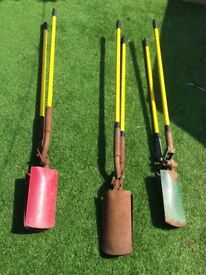 shovel holers, fully insulated. £50 per pair