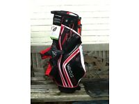 storm proof carry golf bag brand new with tags RRP £139.99 only £45
