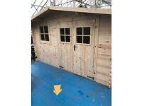 Gardeners Paradise Shed / Cabin