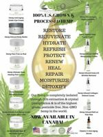 Skin Hemp beauty products and nutrition