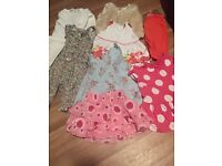 Ted baker girls 0-3/3-6 months and other clothes bundle