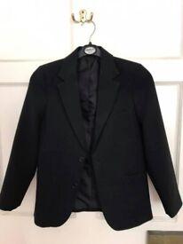 M&S black blazer