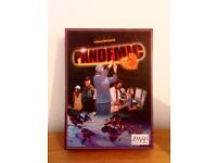 Pandemic Board Game 2007 rare 100% complete