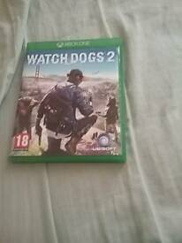 Watch dogs 2 Xbox