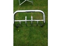 Front A frame nudge bar for showgun 2015 .6 months old in excelent condition