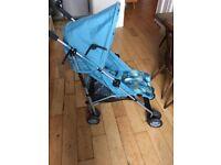 Mothercare Nanu stroller - Blue