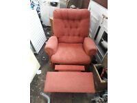 recling chair