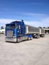 2011 K200 KENWORTH & 2008 HAMLEX STAG COMINATION FOR SALE Ingleburn Campbelltown Area Preview