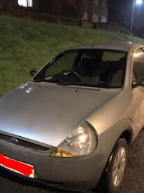 1.3 FORD KA LOW MILEAGE