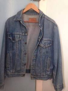 Vintage Levi Denim Jacket Newmarket Brisbane North West Preview
