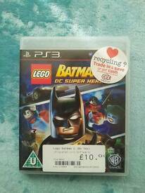 6 ps3 lego games