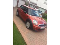 2010 Mini Cooper First *will consider part exchange*